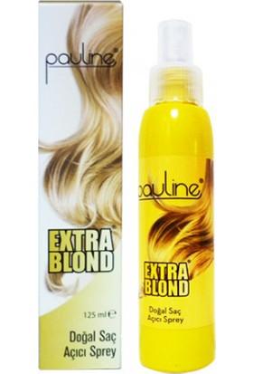 Pauline Extra Blond Doğal Saç Açıcı Sprey 150Ml