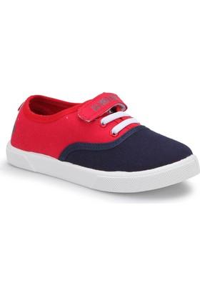 U.S. Polo Assn. Ozzy Lacivert Unisex Çocuk Sneaker Ayakkabı