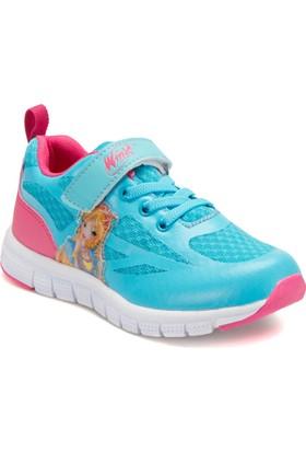 Winx A3335574 Mavi Kız Çocuk Athletic Ayakkabı