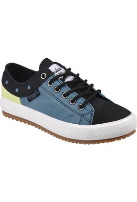 Dockers By Gerli A3340427 Siyah Mavi Kadın Ayakkabı