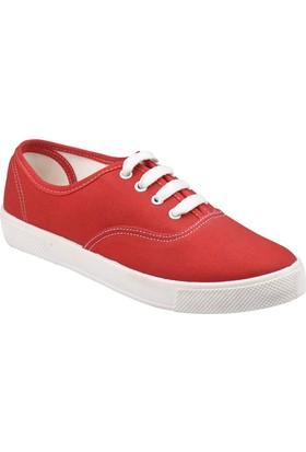 Kinetix A1302929 Kırmızı Kadın Sneaker Ayakkabı