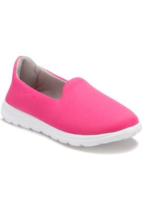 Kinetix A1289023 Fuşya Beyaz Kadın Sneaker Ayakkabı