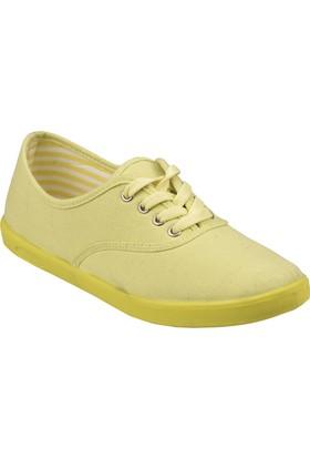 Kinetix A1288990 Sarı Kadın Sneaker Ayakkabı