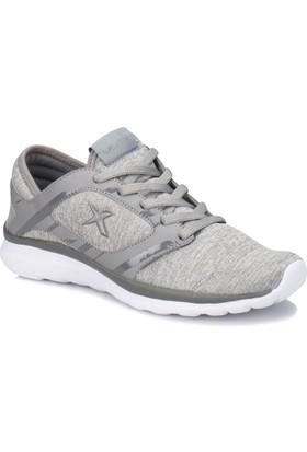 Kinetix Ceran Gri Beyaz Kadın Sneaker Ayakkabı