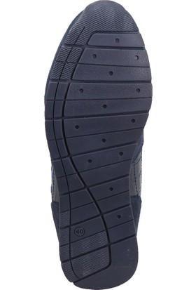 Coxx Mraid100.03 M 2101 Mavi Erkek Deri Modern Ayakkabı