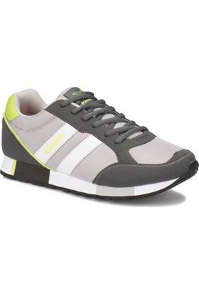 Kinetix Bose Açık Gri Yeşil Erkek Sneaker Ayakkabı