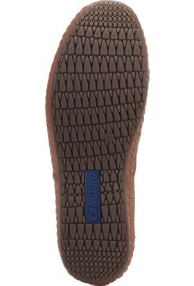 Freemood Mo18-201 M 4033 Siyah Erkek Deri Ayakkabı