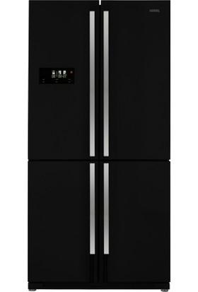 Vestel 4K NF655 ES A+ Gardrop Tipi Buzdolabı