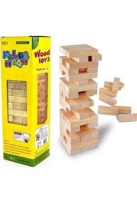 Wood Kids Ahşap Denge Oyunu 2522-Md1