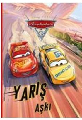 Arabalar 3 Yarış Aşkı Öykü Kitabı