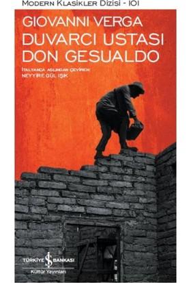 Duvarcı Ustası Don Gesualdo - Giovanni Verga