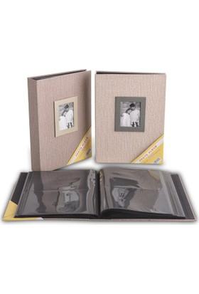 Vedemo Fotoğraf Albümü 200 Lük 15X21 Lüx Koton Albüm