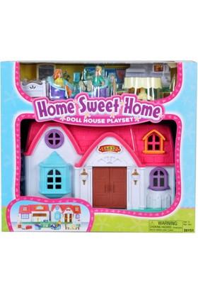 Sunman 20151 Sun Kwy-Ev Oyun Set Home Sweet Home