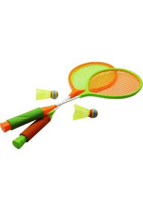 Sunman Badminton Çantalı Raket Set