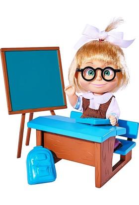 Sunman Maşa Bebek Okulda