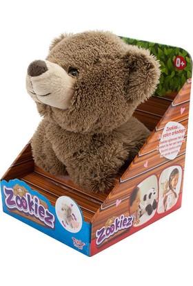 Neco Toys Zoo/45001 Zookıes Sarılan Ayı +0 Yaş