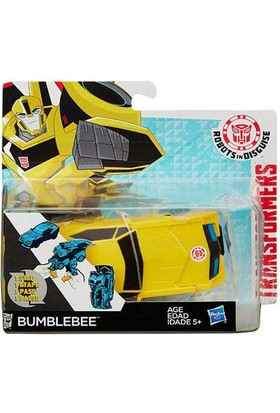 Hasbro B0068 Tra Tek Adımda Dönüşen Figür/ Transformers +5Yaş