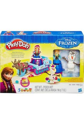 Hasbro B1860 Pd-Frozen Oyun Seti /Play-Doh +3 Yaş