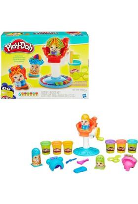 Hasbro B1155 Pd-Çılgın Berber /Play-Doh +3 Yaş