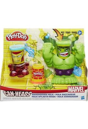 Hasbro B0308 Pd-Yenilmez Hulk Oyun Seti /Play-Doh