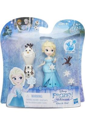 Hasbro B5185 Frozen-Kıngdom Prenses Ve Arkadaşı /Karlar Ülkesi Little Kingdom