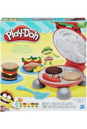 Hasbro B5521 Pd-Burger Seti /Play-Doh