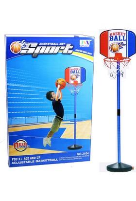 Pasifik Ayaklı Basketbol Potası 106Cm