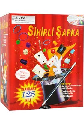 Sunman 4005 Sun Sihirbaz Set Şapkalı 125 Hile Dvdli-Edy-