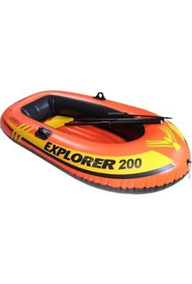 Vardem Explorer 200 Kürekli Şişme Bot