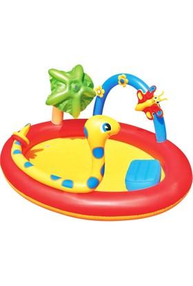 Kızılkaya Fıskiyeli Kelebekli Çocuk Havuz