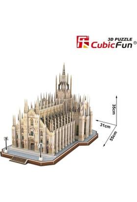Neco Duomo Di Milano Katedrali 3D Maket Model Puzzle