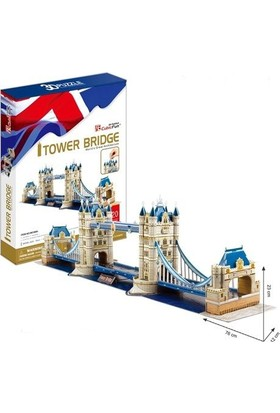 Özaydın Tower Bridge 3D Puzzle