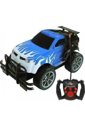 Sunman 1:15 Uzaktan Kumandalı Mavi Jeep