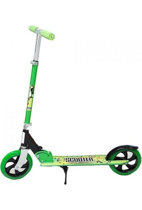 Karakuş Metal 2 TekerlekliBüyük Scooter