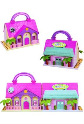 Beren My Happy House Mini Ev Seti