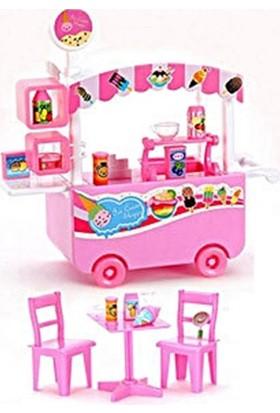 Beren Dondurma Arabası Seti