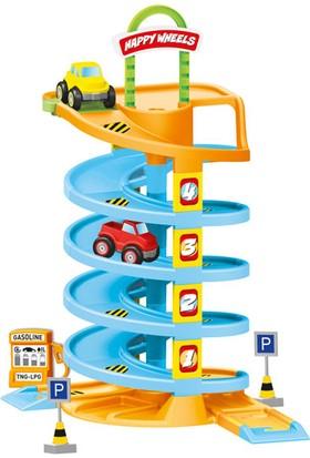 Dolu Oyuncak 5153 Spiral Yol Set