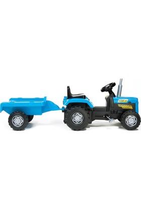 Dolu Oyuncak 8053 Römorklu Traktör