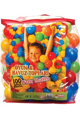 Fen Toys 01755 Oyun-Havuz Topu 9Cm