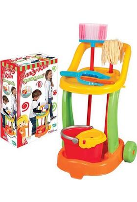 Fen Toys 01965 Candy Temizlik Arabası