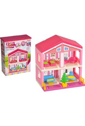 Fen Toys 03234 2 Katlı Ev Bloklar