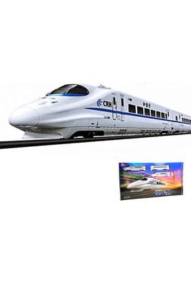 Vardem Işıklı Sesli Büyük Hızlı Tren