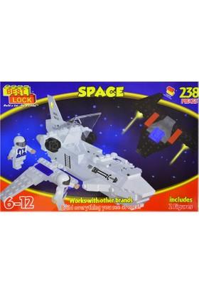 Vardem14407/14246 Yap-Boz 225Pcs Polis 238Pcs Uzay