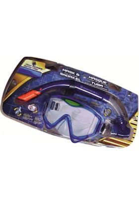 Kızılkaya 2321A/121Csb Maske Şnorkel Set Space Tpr