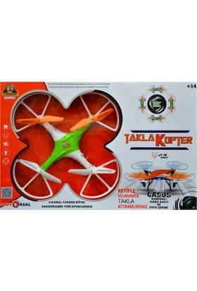 Universal 2037-Eo Tiger Taklakopter Kameralı Drone