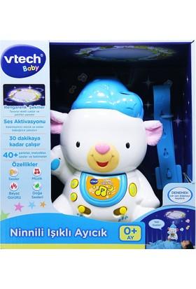 Vtech Baby Ninnili Işıklı Beyaz Ayıcık