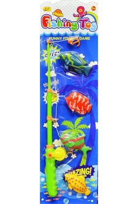 Bircan H4440-3315K Kart.Balık Oltası