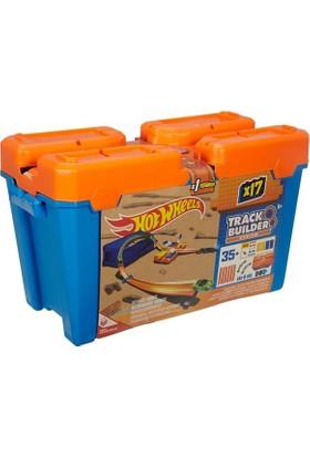 Mattel Dww95 Hw Track Buılder Bloklu Başlangıç Paketi