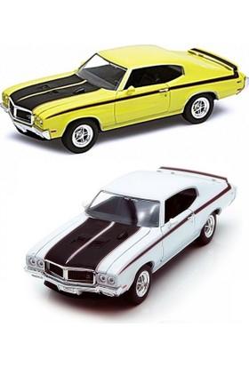 Karsan 1:24 1970 Buick Gsx Oyuncak Araba