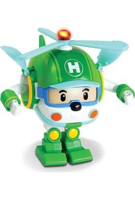 Neco Toys Polı/83096 Helly Işıklı Transformers Robot Figür 3-12 Yaş